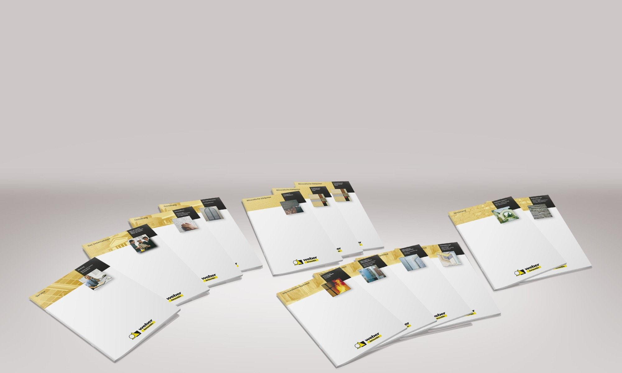 Saint Gobain Weber – Corporate Design