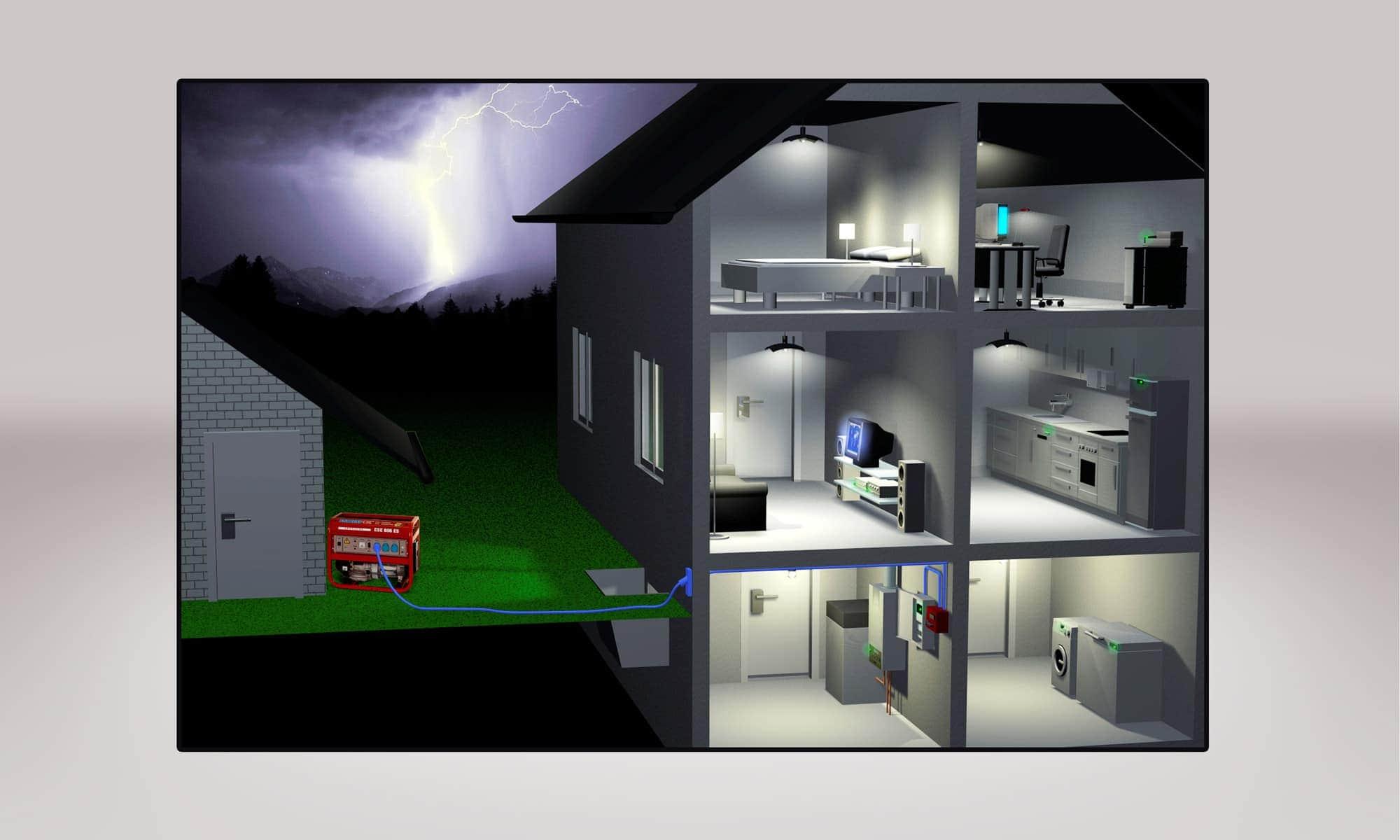 Endress – Hauskraftwerke 2