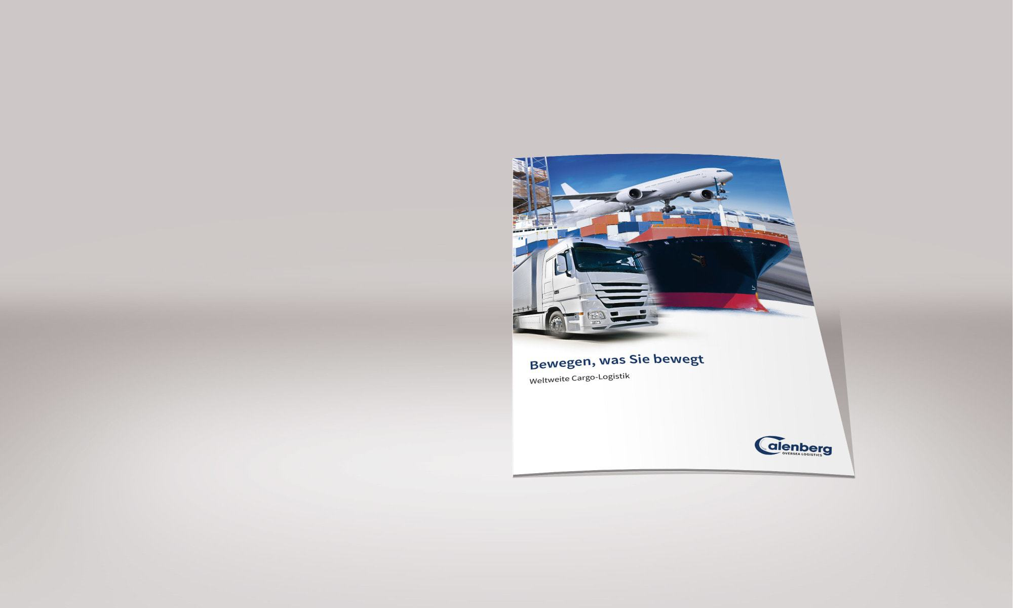 Calenberg Oversea Logistics – Unternehmensprospekt