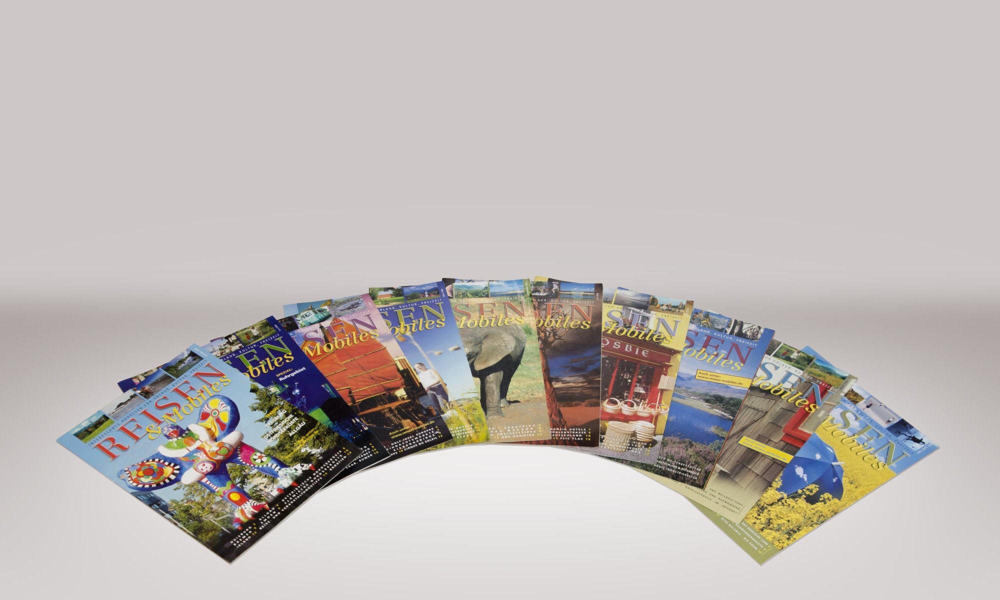 Reisen & Mobiles – Reisemagazin