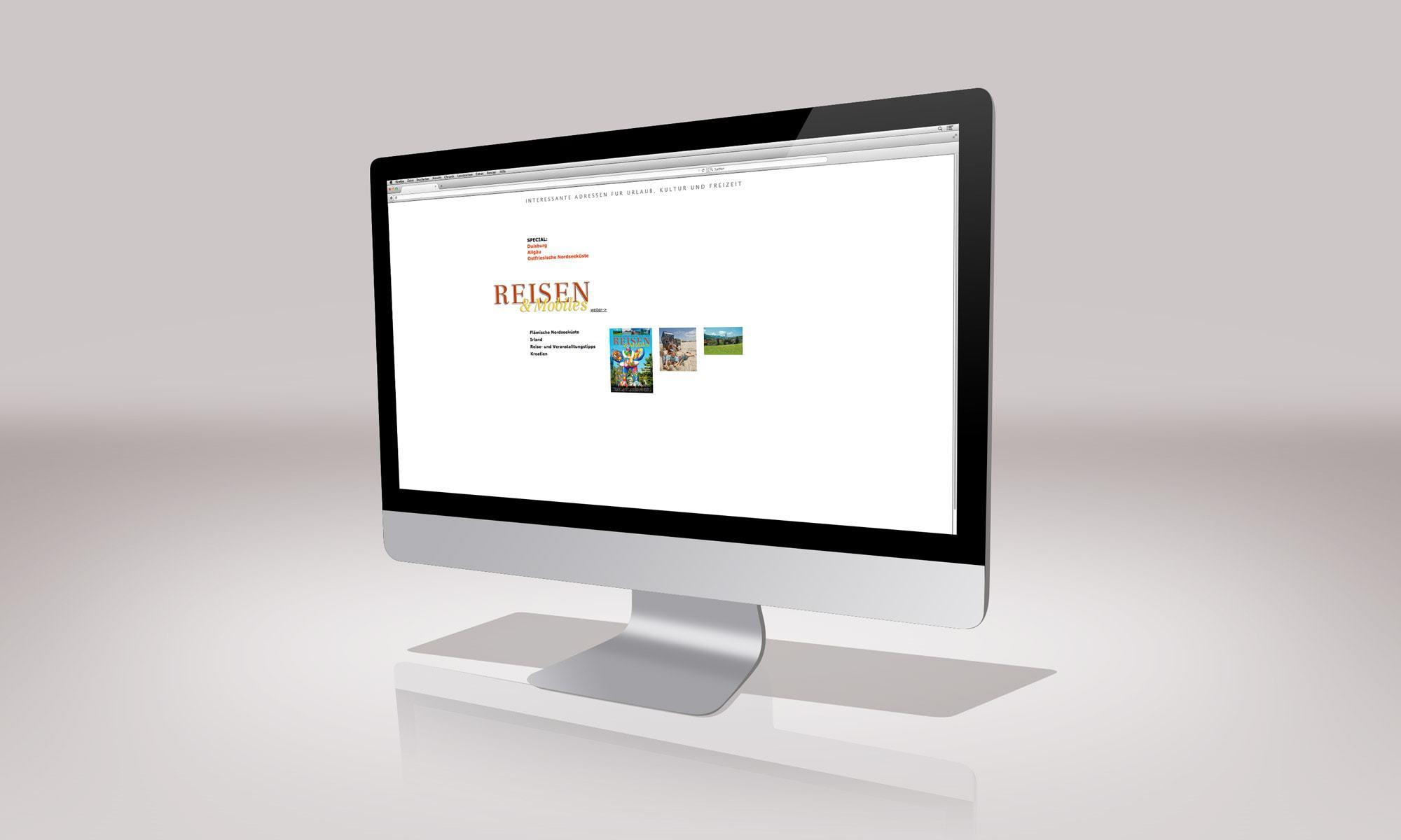 Reisen & Mobiles – Online Magazin
